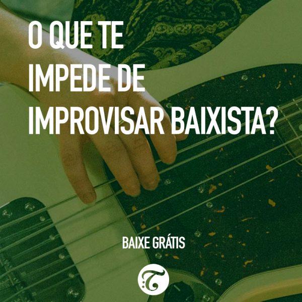 O que te impede de improvisar?