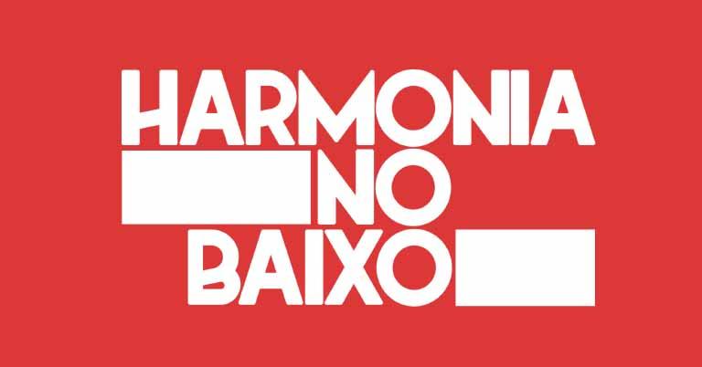 Curso Harmonia no Baixo